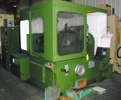 MODEL FKP 326-10 CSEPEL GEAR GRINDER 13 REISHAUER TYPE
