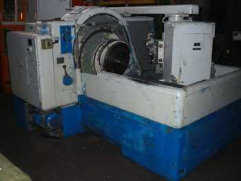 MODEL No. 116, GLEASON GEAR GENERATOR FINISHER