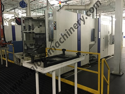 HELLER MCH 400PC HORIZONTAL MACHINING CENTER