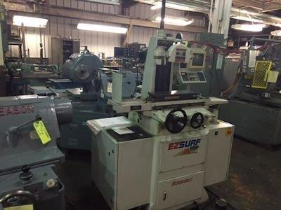 6 X 18 BRIDGEPORT EZ SURF SURFACE GRINDER