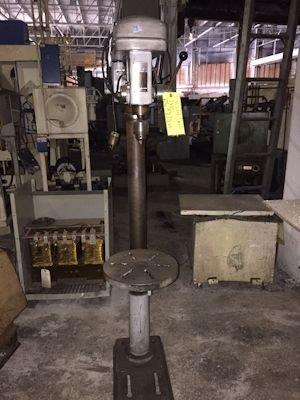 MODEL FM-214 DURACRAFT DRILL PRESS
