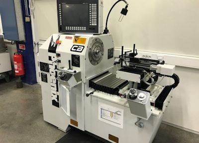 2016 GLEASON BEVEL GEAR CUTTING SYSTEM