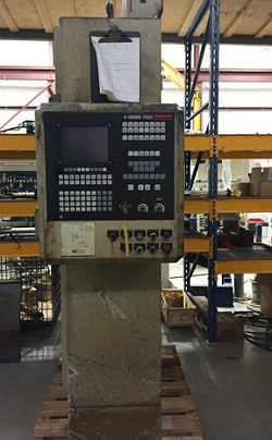 MODEL P900 CNC PFAUTER 5 AXIS GEAR HOBBER