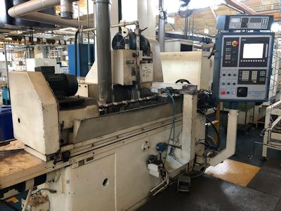 NEWALL CNC CYLINDRICAL GRINDER 200mm x 1200mm