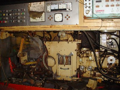 NO. MSC120 LANDIS BEARING RACE GRINDER, 1980